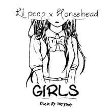 Lil Peep feat. Horsehead - Girls