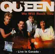 Queen- we will rock