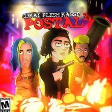 13Kai ft. Kassi & FLESH - Postal 2