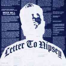 Meek Mill & Roddy Ricch - Letter To Nipsey