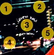 Leven Kali - 12345 (Get Real)