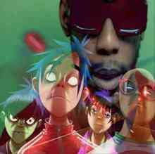 Gorillaz & Octavian - Friday 13th
