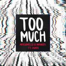 Marshmello & Imanbek ft. Usher - Too Much