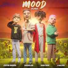 24kGoldn - Mood (Remix) (ft. Justin Bieber, J Balvin, Iann Dior)