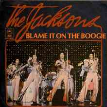 The Jacksons – Blame It on the Boogie