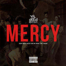 Kanye West feat. Big Sean, Pusha T, 2 Chainz - Mercy